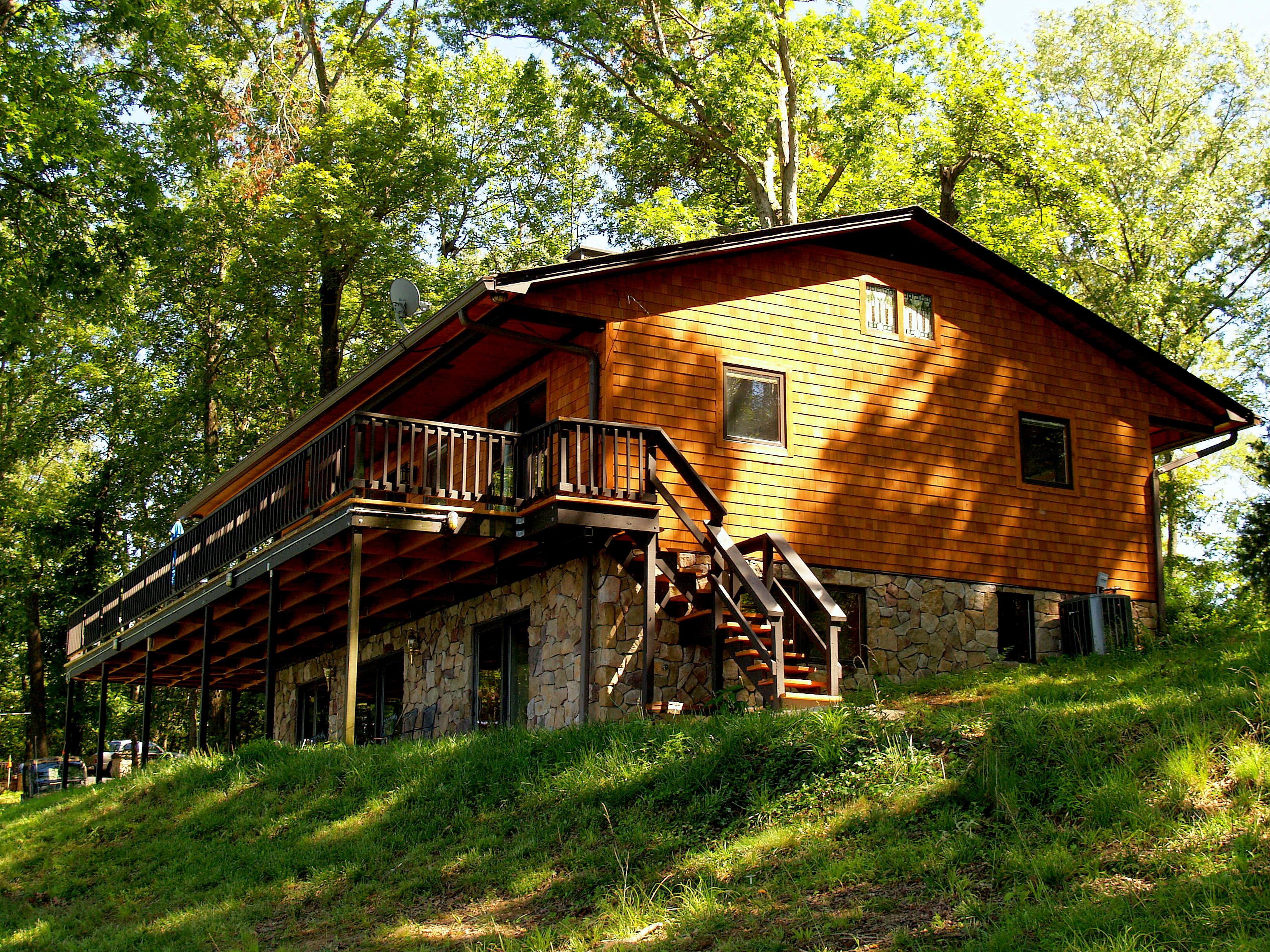 youtube watch cabin cabins for log bardstown ky sale beautiful in updated